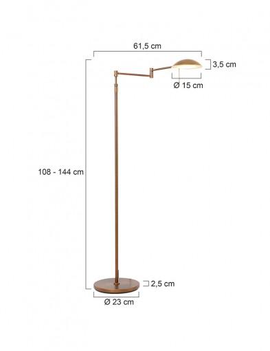 lampara-de-pie-clasica-led-7887BR-7