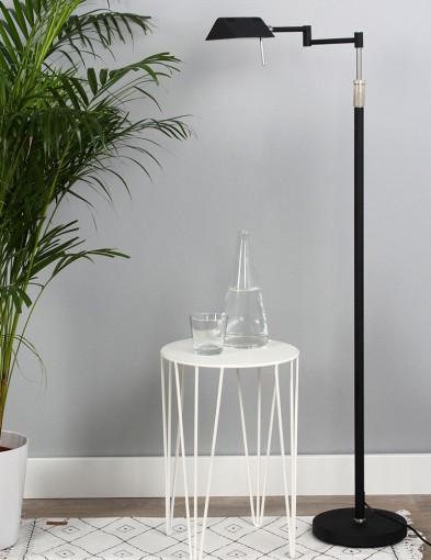 lampara de pie con regulador gramineus-5895ZW