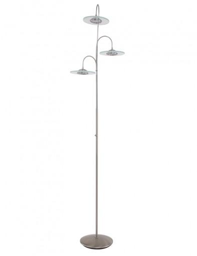 lampara de pie de acero-7936ST
