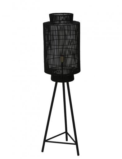 lampara de pie de alambre-2091ZW