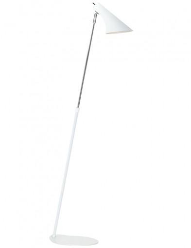 lampara de pie de diseno blanco-2390W
