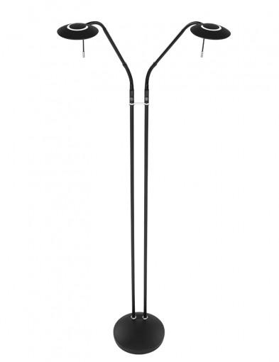lampara-de-pie-de-dos-brazos-negro-1569ZW-1
