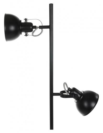 lampara-de-pie-de-dos-luces-negro-1511ZW-2