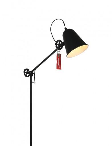 lampara de pie de metal-1325ZW