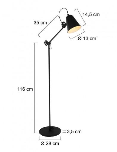 lampara-de-pie-de-metal-1325ZW-9