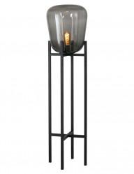 lampara de pie de vidrio benn-2120ZW