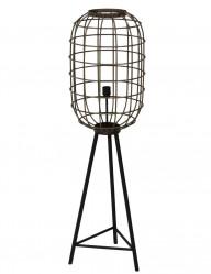 lampara de pie diseño jaula-2087ZW