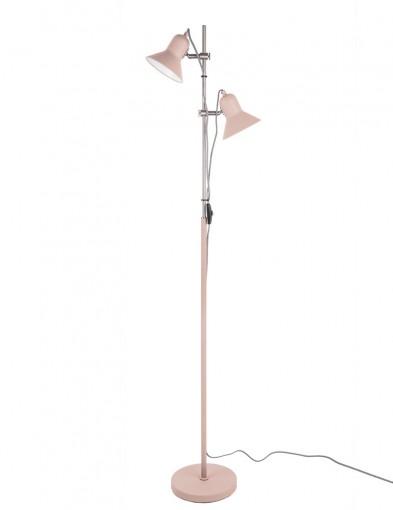 lampara-de-pie-doble-rosa-10114RZ-1