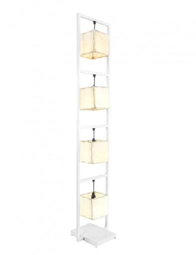 lampara de pie escalera blanco-1190W
