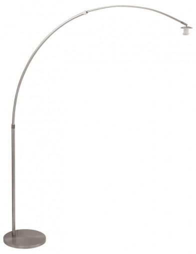lampara de pie forma acro acero-7268ST