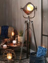 lampara de pie industrial buchanon-1934ZW