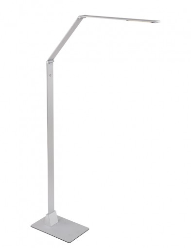 lampara de pie led de acero-7460ST