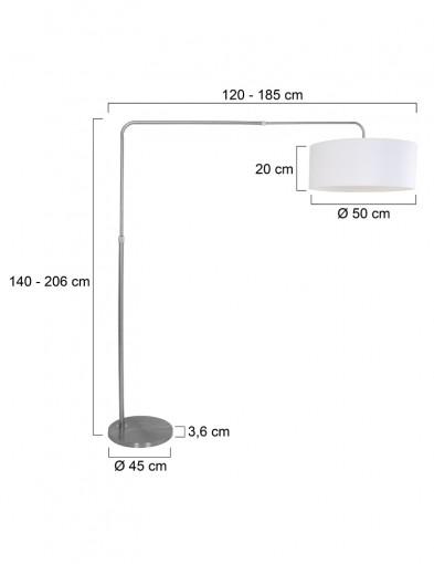 lampara-de-pie-metal-9882ST-7