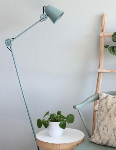 lampara de pie metalica-1325G