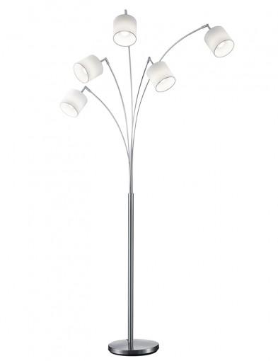 lampara-de-pie-moderna-con-cinco-luces-1807W-4
