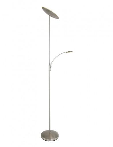 lampara de pie moderna con luz de lectura-7991ST