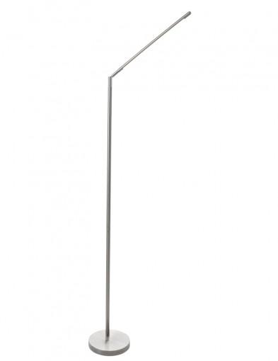 lampara de pie moderna y elegante de acero-1531ST