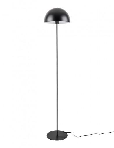 lampara-de-pie-negra-bonnet-10036ZW-1