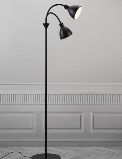 lampara-de-pie-negra-dos-luces-2355ZW-4