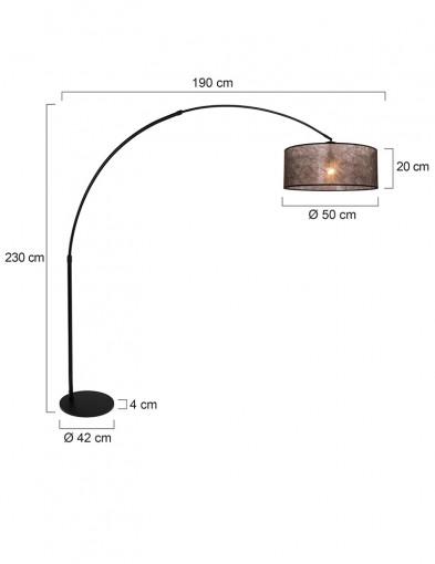 lampara-de-pie-negra-lilac-9834ZW-6
