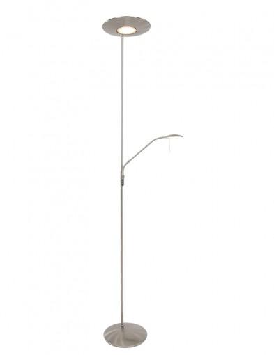 lampara de pie para lectura ajustable acero-7972ST