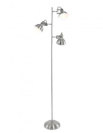 lampara de pie tres luces-1105ST