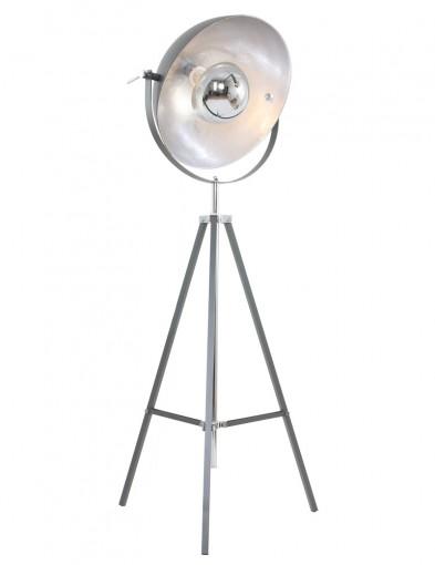 lampara de pie tripode-1437GR