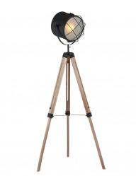 lampara de pie tripode-1561BE