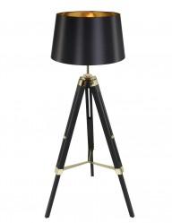 lampara de pie tripode extravagante-1623ZW