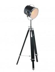 lampara de pie tripode vintage-7613ZW