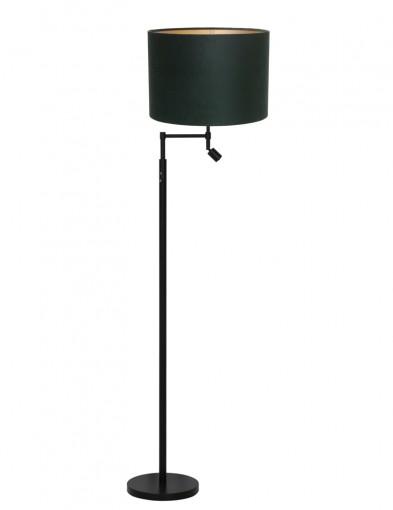 lampara de pie verde montana-9160ZW