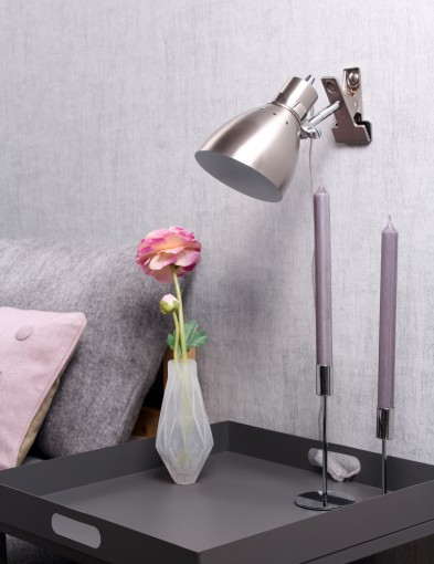 lampara de pinza para dormitorio-6827ST