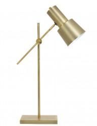 lampara de sobremesa ajustable dorada-1950GO