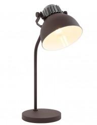 lampara de sobremesa estilo rustico-1409B