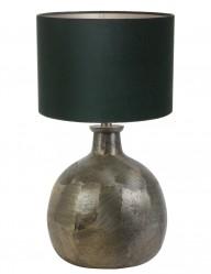 lampara de sobremesa verde-9257BR