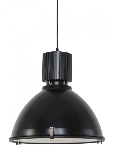 lampara-de-suspension-de-metal-negro-7277ZW-1