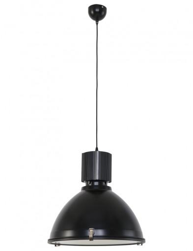 lampara-de-suspension-de-metal-negro-7277ZW-5