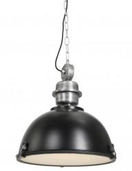 lampara-de-suspension-de-metal-negro-7586ZW-1