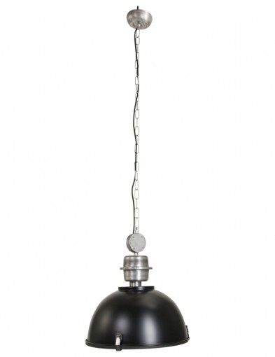 lampara-de-suspension-de-metal-negro-7586ZW-6