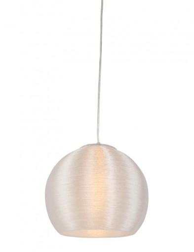 lampara de suspension en plata-1072GR