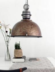 lampara de suspension industrial-7834B