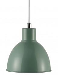 lampara de suspension verde-2342G