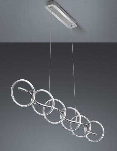 lampara-de-techo-acero-con-seis-anillos-1598CH-5