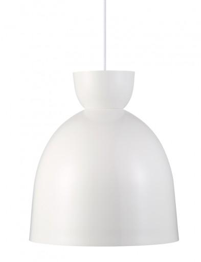 lampara de techo blanca-2161W