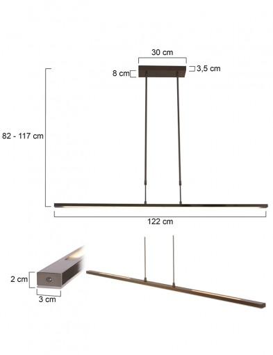 lampara-de-techo-bronce-1482BR-5