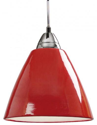 lampara-de-techo-clasica-roja-2363RO-1