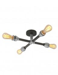 lampara de techo con cuatro luces-1582ZI