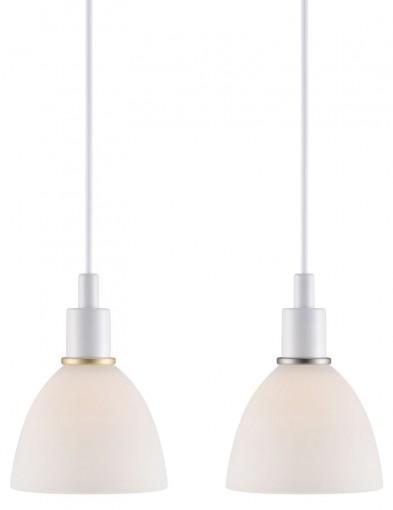 lampara de techo conjunto dos luces-2357W