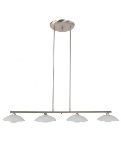 lampara de techo cuatro luces-7964ST