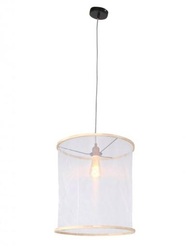 lampara-de-techo-de-algodon-7993W-1